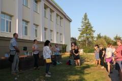 Otevření školní zahrady