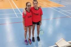 Soutěž badminton