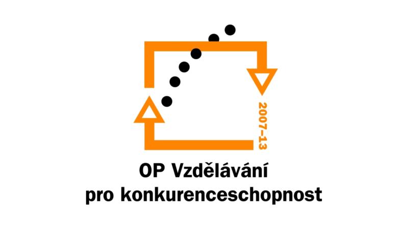 Logo OP Vzdělávání pro konkurenceschopnost